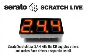 Serato Scratch Live 2.4.4